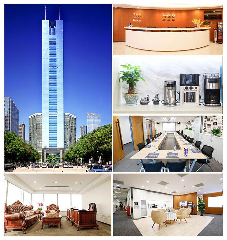 L1商业计划书撰写机构美成达办公环境
